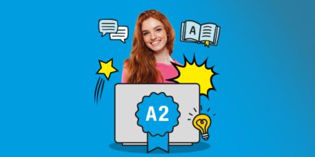 Corso di inglese online A2 / Pre-Intermediate