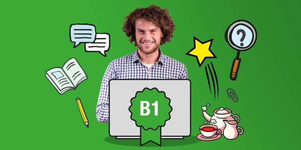 corso di inglese online B1 / Intermediate