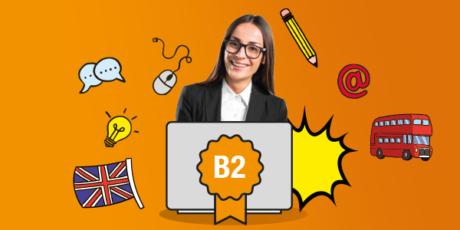 Corso di inglese online B2 / Upper-Intermediate